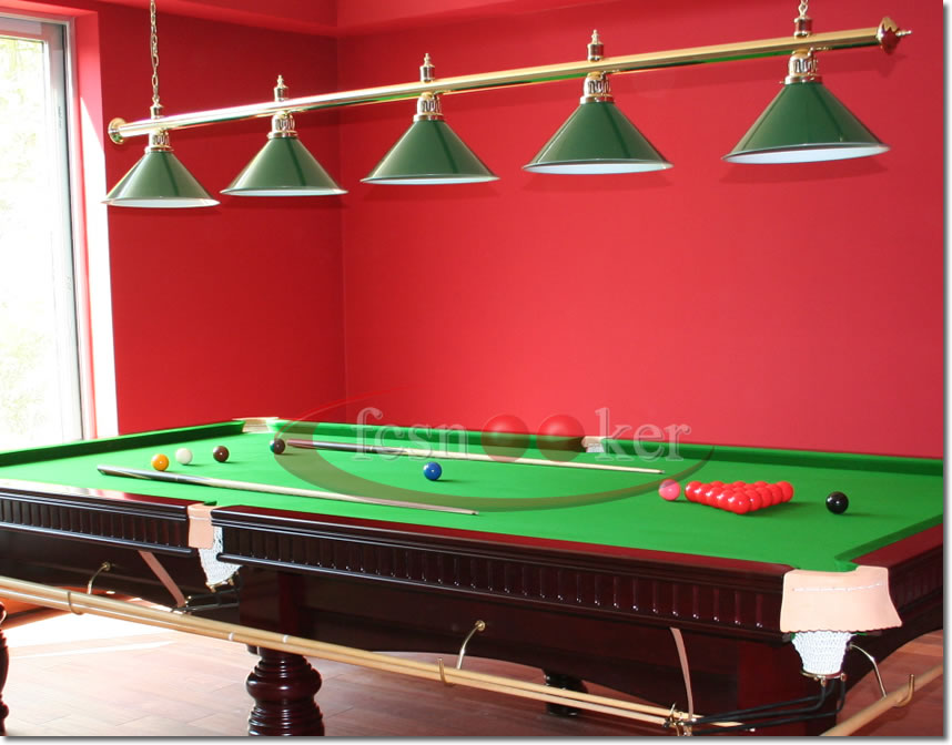 Fcsnooker Brass And Chrome Light Rail Measurements